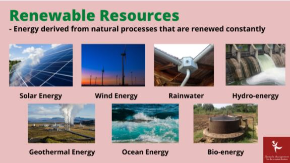 renewable energy assignment help uk
