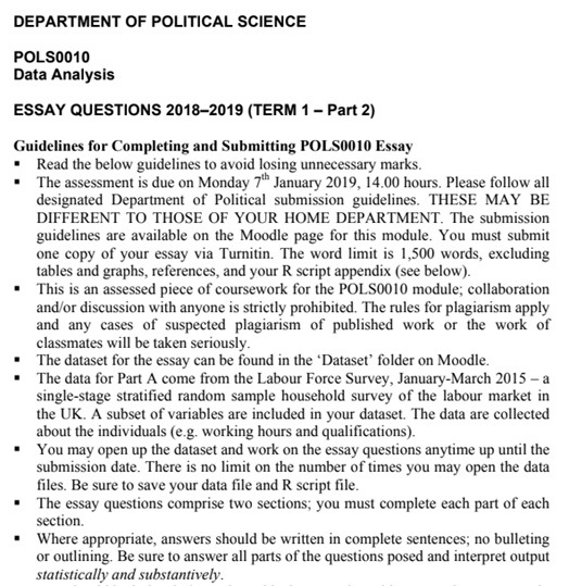 review paper writing services sample question