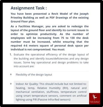 revit assignment task online