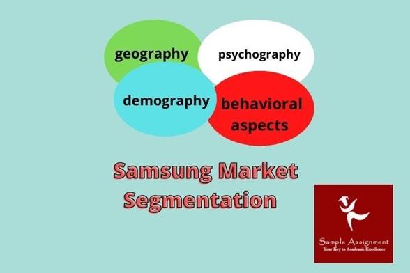samsung market segmentation online