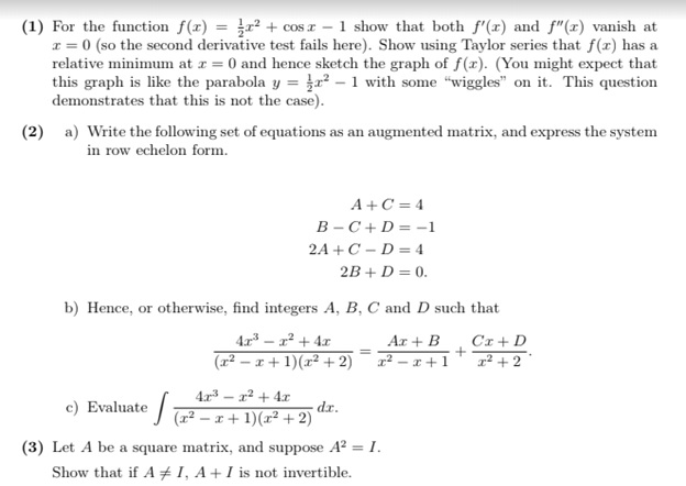 solution example by our multivariable calculus assignment experts