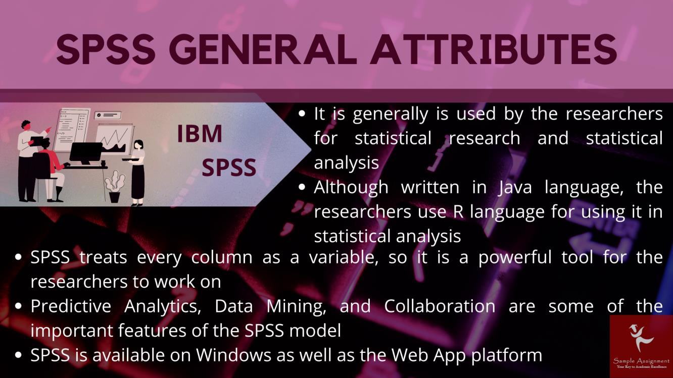 spss general attributes