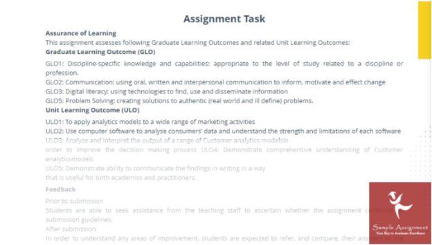 tesco case study assignment task
