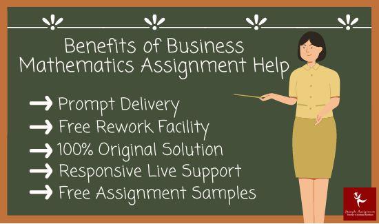 Business Math Homework Help