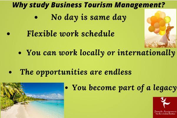 Business Tourism Management Academic Assistance through Online Tutoring