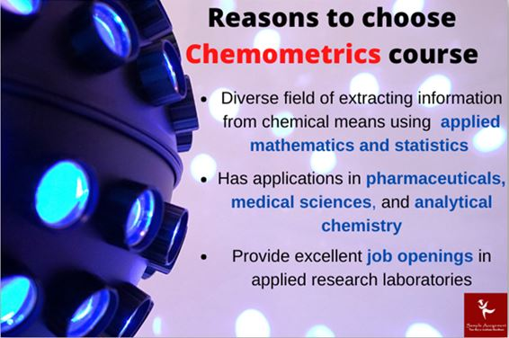 Chemometrics Academic Assistance through Online Tutoring