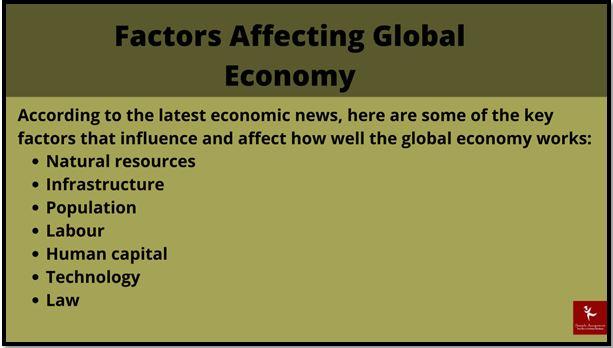 Global Economy Dissertation Help