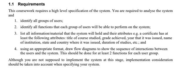 HI6034 enterprise information systems assignment sample question