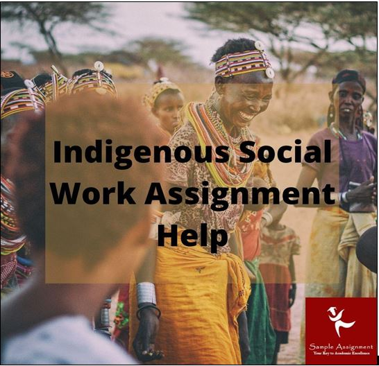 Indigenous social work assignment