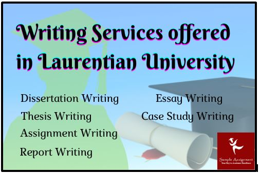 Laurentian University Academic Assistance through Online Tutoring in Canada