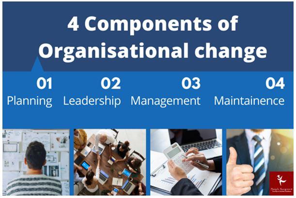 Organisational Change Management Academic Assistance through Online Tutoring