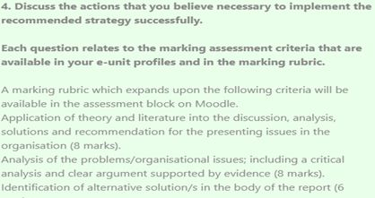 Organisational analysis coursework help online