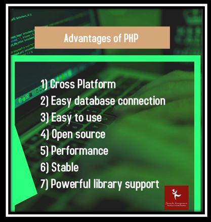 PHP Homework Help Advantage of PHP