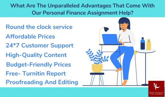 Personal Finance Coursework Help Online png