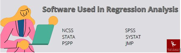 Software use in Regression Analysis