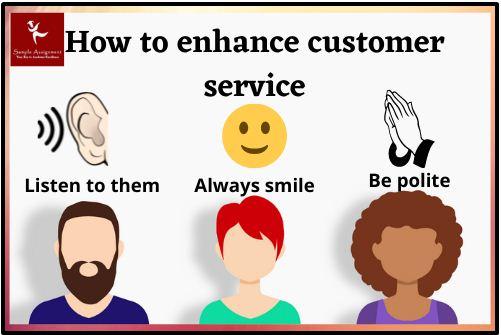Customer Service Assignment Help