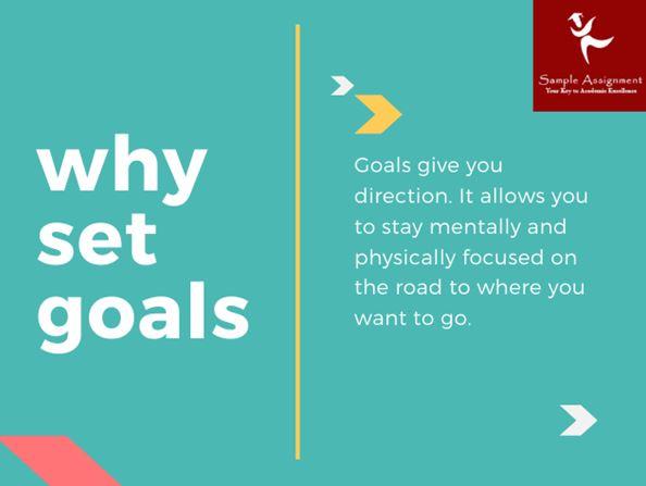 Why Sets Goal
