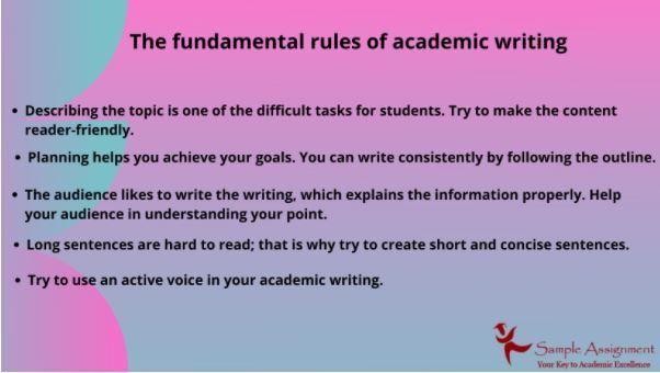 academic writing uk