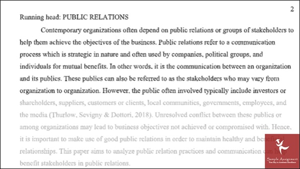 analytical public relations tactics essay writing sample services