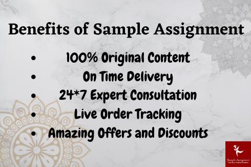 benifit of sample assignment