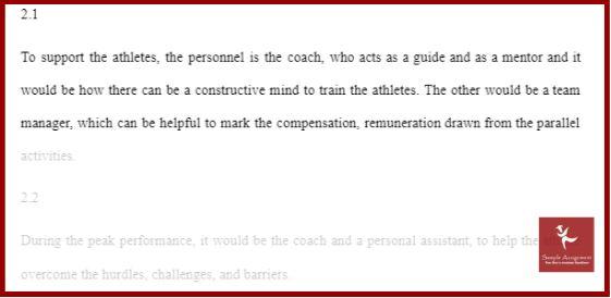 btec sport coursework sample solution online