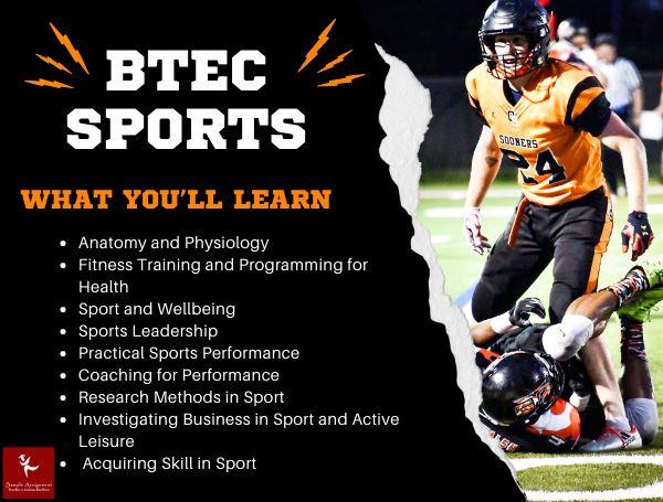 btec sport coursework