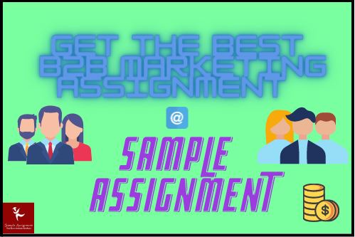 business to business marketing assignment