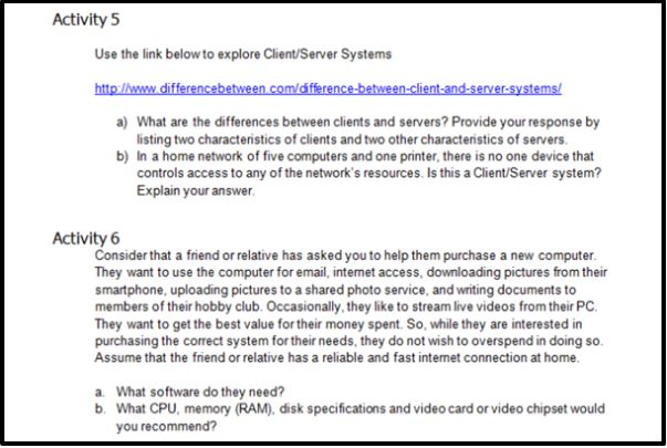 byod assignment question sample