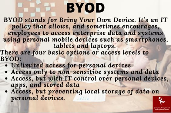 byod assignment