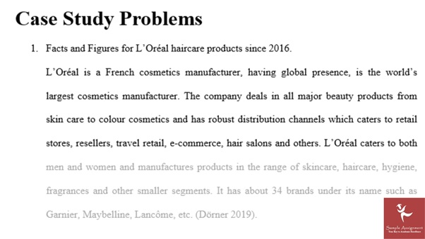 case study problems online