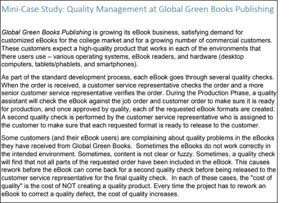 case study publishing