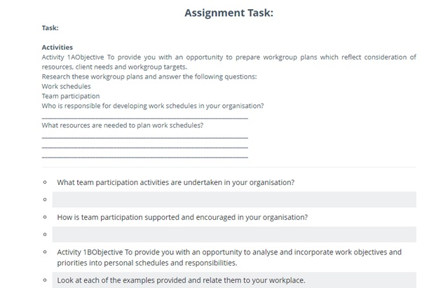 certificate IV audiometry HLT4741 sample assignment task