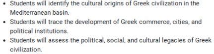 classical civilization assignment sample