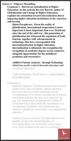 cold war dissertation sample online