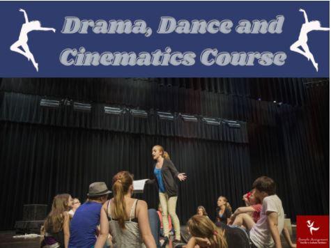 drama dance and cinematics assignment
