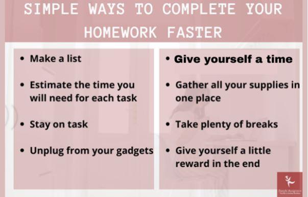 enotes homework online