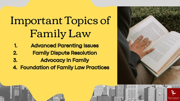 family law academic assistance through online tutoring
