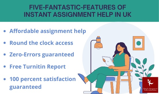 five fantastic features of instant assignment help in uk