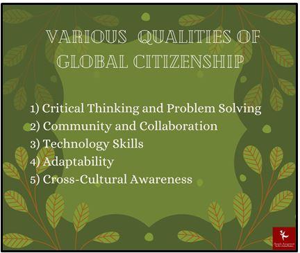 global citizenship academic assistance through online tutoring