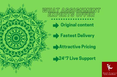 green marketing assignment online