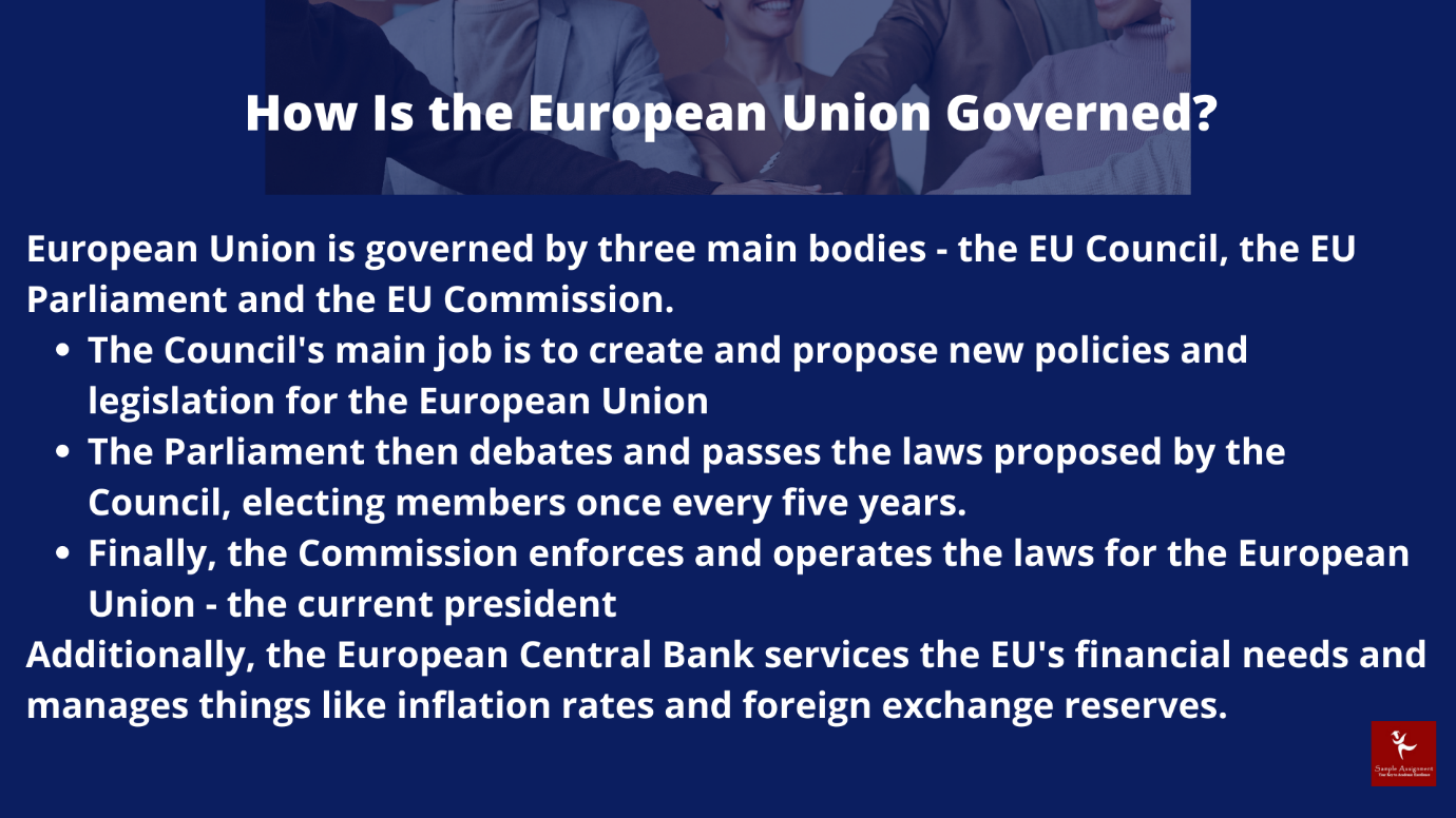 how is european union governed