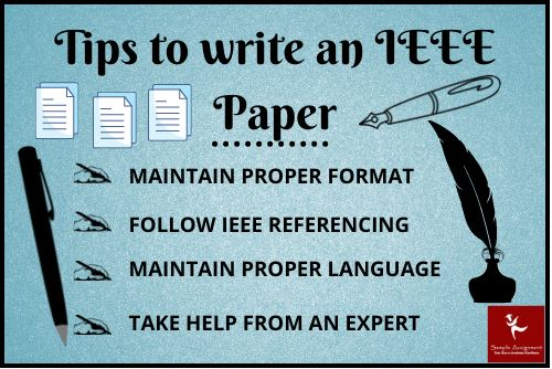 ieee paper writing service