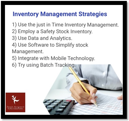 inventory mgmt strategy