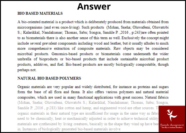 kwantlen polytechnic university assignment sample answer