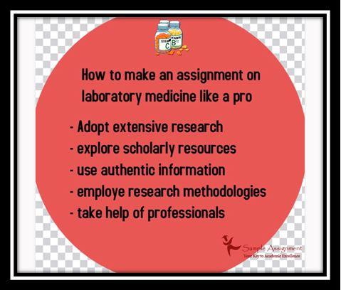 laboratory medicine assignment online