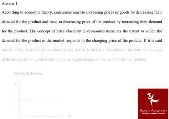 monopoly economics assignment sample