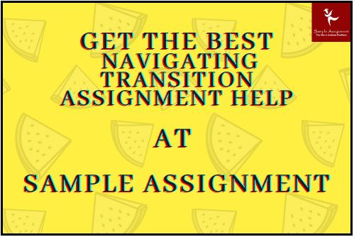 navigating transitions assignment