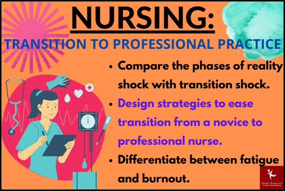 nursing transition to professional practice