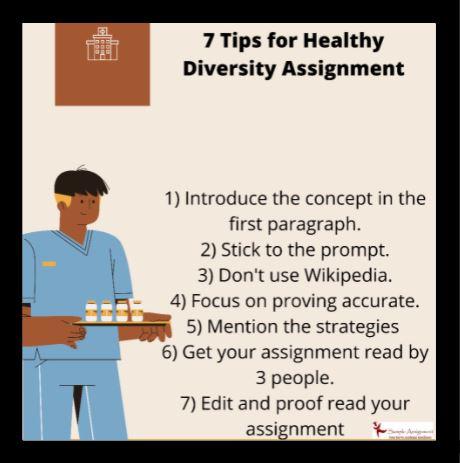 online health diversity assignment