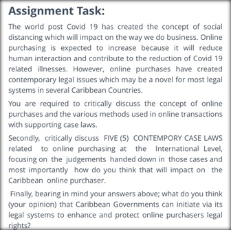 online society management sample assignment task